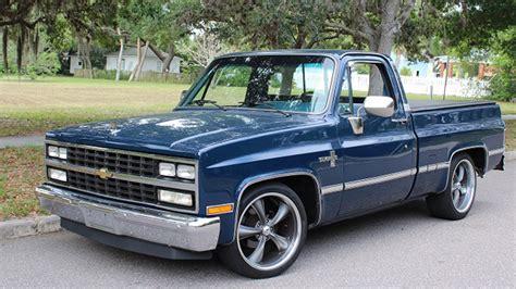 1986 Chevrolet C10 Pickup  L611  Kissimmee 2017