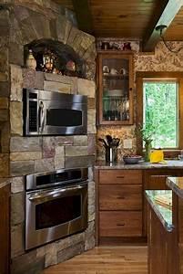 23, Stunning, Rustic, Kitchen, Island, Ideas