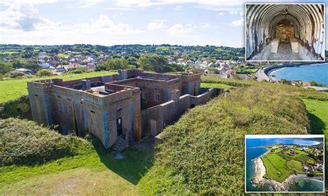 fort richmond built   british  guernsey