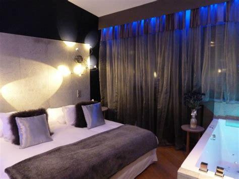 hotel luxe dans la chambre chambre luxe lumiere tamisee design de maison