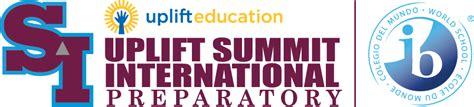 uplift summit intl overview