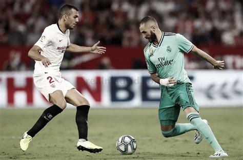 Resumen Sevilla 0-1 Real Madrid en LaLiga 2020 | 05/03 ...