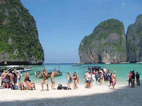 """Koh Phi Phi Speedboottouren Zu """"the Beach"""" Phukettrip"""