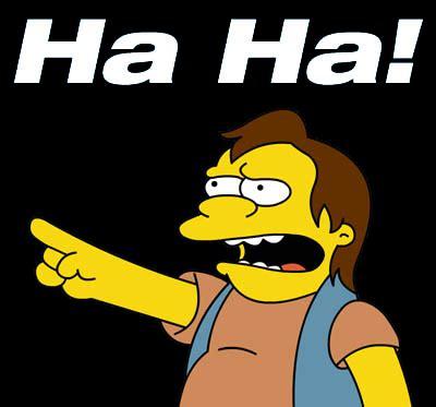 Nelson Meme Simpsons Nelson Haha2 Daily Snark