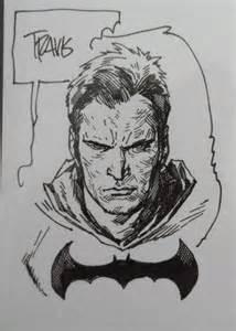 Travis Charest Comic Art