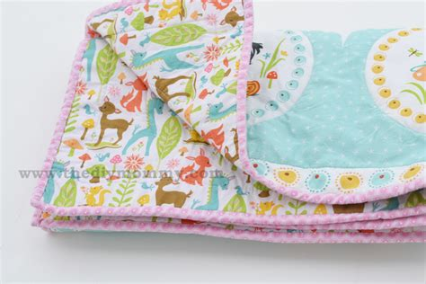 how to make a baby quilt sew an easy beginner s baby quilt the diy