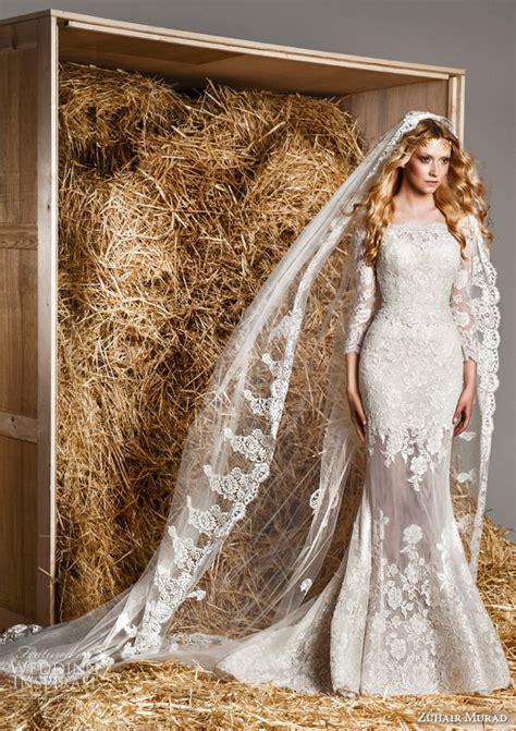 lace topper for wedding dress zuhair murad bridal 2015 wedding dresses wedding inspirasi