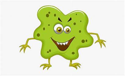 Virus Clipart Blink Cartoon Transparent Netclipart 640px