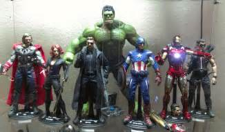 Hot Toys Avengers Collection