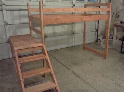 Craigslist Full Size Bed by Twin Sized Loft Bed From Craigslist What Being A Mom