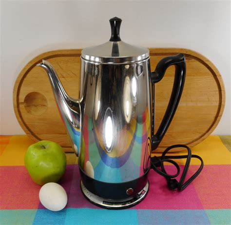 Shop ebay for great deals on antique uk silver tea/coffee pots. SOLD... General Electric GE 10 Cup Vintage USA Coffee Pot ...