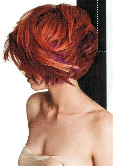 strähnchen kurze haare frisuren in nanopics extensions str 227 hnen