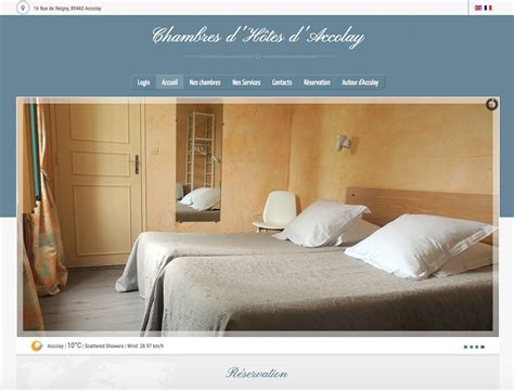 chambre d hotes auxerre chambres d h 244 tes d accolay