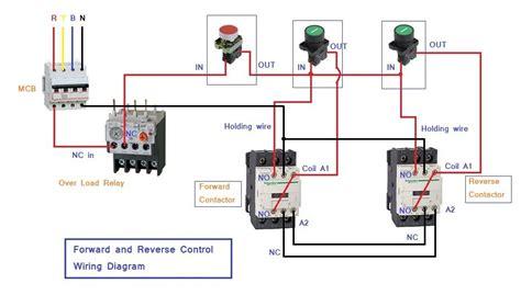 forward reverse motor starter forward and reverse