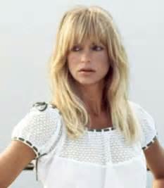 Goldie Hawn Hairstyles