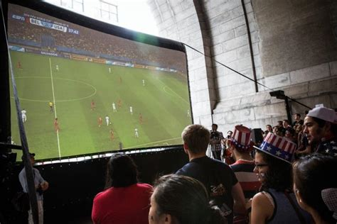 type of sport that fans watch on tv on thanksgiving americans stopped watching world cup after u s team
