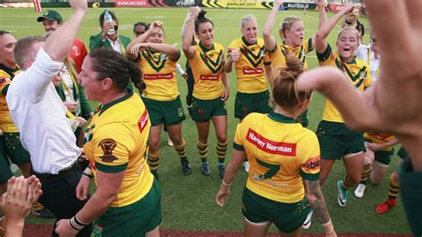womens rugby league world cup final