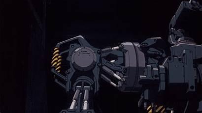 Robot Concept Character Gundam Cyberpunk Anim Anime