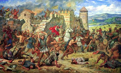 the siege of constantinople attila the 39 s siege of constantinople mongol war