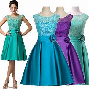 Retro mother of the bride wedding guest evening party for Ebay wedding guest dresses