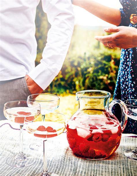 cuisine au vin ros sangria au vin pétillant pour 4 personnes recettes