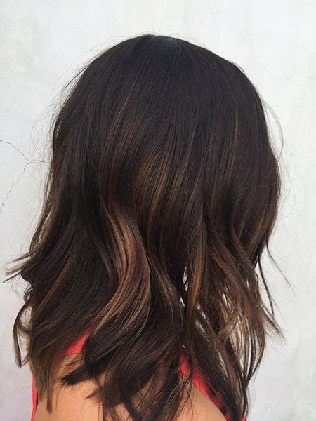 Brown Black Hair Color Ideas by 20 Brown Hairstyles