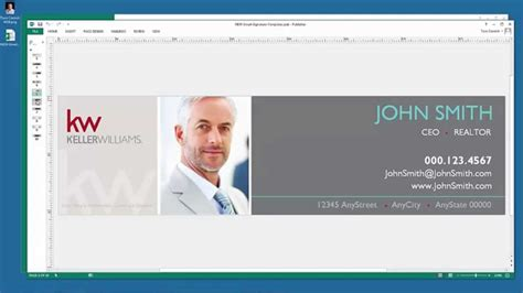 email signature tutorial  publisher  paint