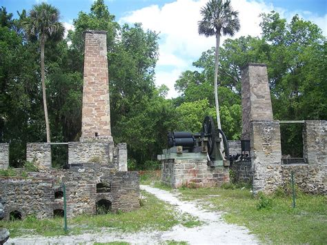 dunlawton plantation and sugar mill