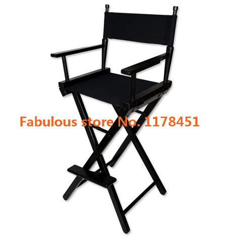 Folding Wood Directors Chair by Real Wood Directors Chair Solid Wood Folding Chair