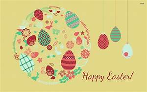 Happy Easter wallpaper - Holiday wallpapers - #1273