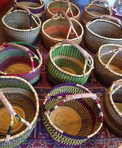 African, Baskets