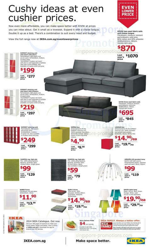 prices items ikea   catalogue