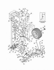 Mtd Lawn Tractor Parts