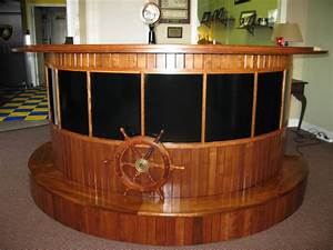 custom made boat bar tropical indoor pub and bistro With tropical home bar furniture
