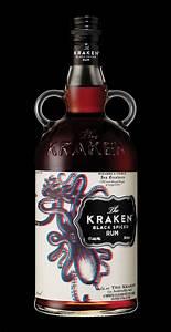 Kraken rum 3d colossal for Kraken rum 3d
