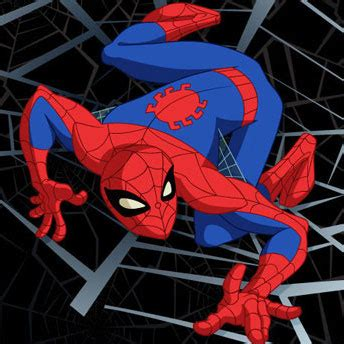 spectacular spider man animated series season