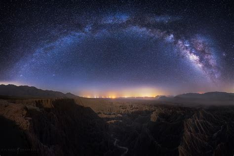 Canyons And Desert Landscape Photography By Michael Shainblum