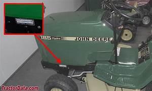 John Deere 185 Hydro 38 Drive Belt Diagram