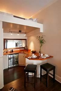 comment amenager sa cuisine maison design bahbecom With meubles de rangement salon 1 1001 astuces comment amenager une cuisine en longueur