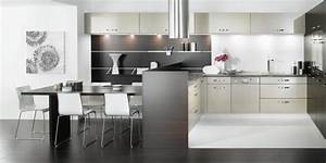 Virtuves dizainas juoda balta namu dizainas for Kitchen colors with white cabinets with modern black and white wall art