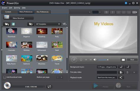 powerdirector dvd menu templates cyberlink power2go 5 5 keygen corel