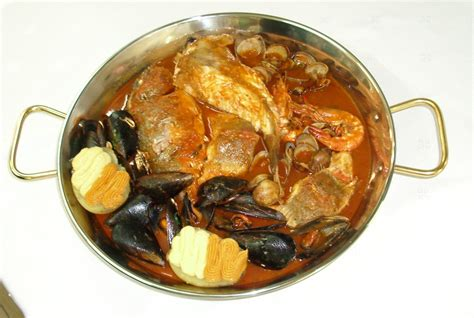 cuisine lotte recette zarzuela