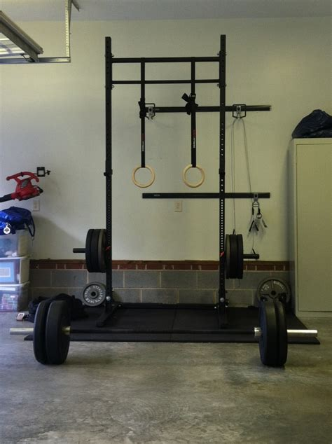rogue fitness garage 25 best images about garage gyms and crossfit boxes on