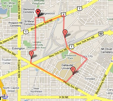 map my running route
