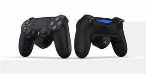 Dualshock 4 Back Button Attachment Is Releasing Next Month