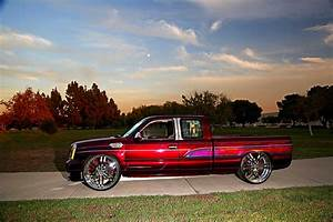 2001 Chevrolet Silverado lowrider vehicle auto automobile ...
