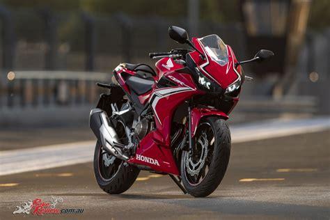 Honda Cbr500r 2019 by Model Update 2019 Honda Cb500 Bike Review