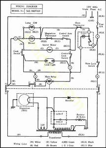 Wiring Diagram For Electric Stove