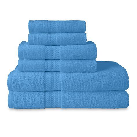 Kmart Bath Towel Sets by Essential Home 6 Bath Towel Set