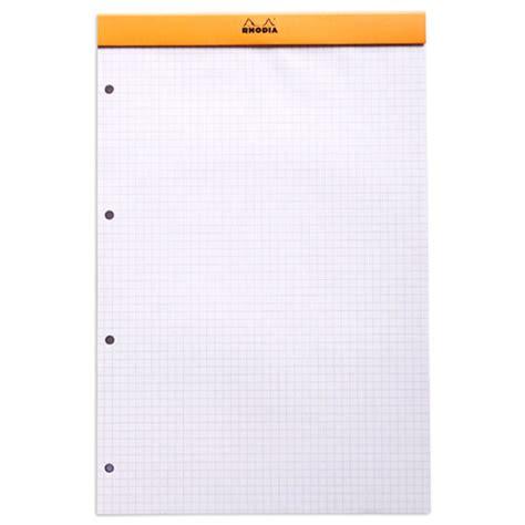 telecharger un bloc note pour le bureau rhodia bloc n 20 orange agrafé en tête 21 x 31 8 cm petits
